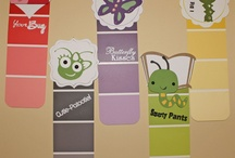 Paint Chip Crafts / by Stephanie Desrosiers