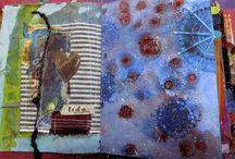 journals / by Kathleen Daniels