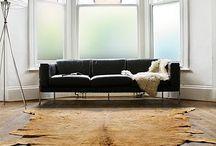 dwell / I hope you like black, white, & wood / by Christin Scroggins