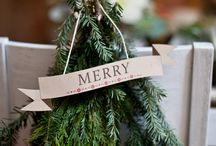 Chic holidays / Design / food / mood for the holiday season  / by Ali Watson