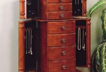 Jewelry Armoire / by John Astbury