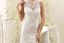 ADK 2015 / Exquisite and elegant lace dresses that highlight the feminine silhouette. / by Eddy K Bridal