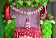 Soleils 4th birthday party! / by Susie Freitas-Batista