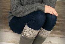 Fall/Winter Fashion / by Ashley Wilbert