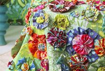 Patchwork / by Felted Button (Susan Carlson)