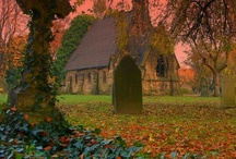 Old churches / by Anne Marie Francica