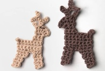 Crochet Appliques / by Jessica Rice
