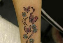 Tattoos / by Becky Hixson Hernandez