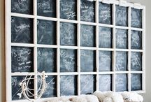 Chalkboard - Possibilities are endless / by The DIY Dreamer
