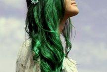 hair / by Verena Franz