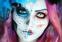 holidays dia de los muertos / by Lisa Overton Robinson