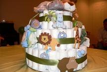 Baby Gift Ideas / by Adrienne Burdette