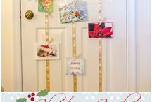 Christmas decorating / The best time of the year! Christmas decorations!  / by Tiffany Carl