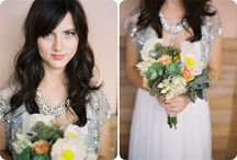 i do. the knot. once wed. / by Ellie Koleen
