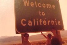 Destination: California / Things to see and do in the state of California / by Wanderlust Home & Gifts