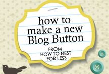 Blog ideas and info / by Becky Neafus