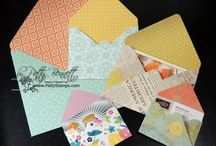 Envelope Punch Board / by Stampin' Up!