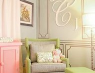 Baby/Kid Rooms / by Crystal B