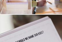 Wedding stuff  / by Kimberly Hull