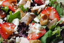 Salads / by Jona Dreesen