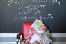 Too cute kid ideas! / by Laura Inbody