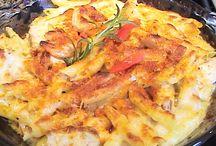 Pasta recipes / by Kathy Carroll Karpowicz