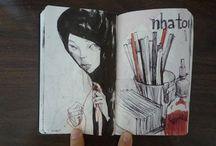 Art Journal/Zines / by Amy Trexler