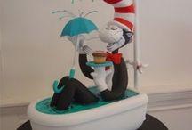 3D cakes / by Pamela Webster
