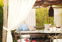 Dreamy Homes-Gardens and outdoor spaces / by Amy Johnson