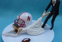 Husker Wedding / by Nebraska Huskers