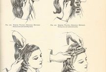 1920's hair / by Sam Bond
