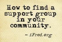 iFred | Find Support / Find individual support, #donate, share your story and stay informed on #mentalhealth issues / by IFred