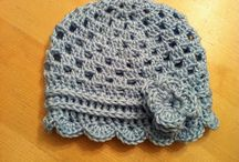 Crochet projects / by Carrie Price-Higgins