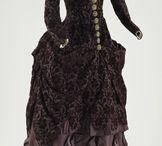 Robes victoriennes / by brigitte pistol