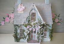 Doll House Anyone? / by Velvet Norton