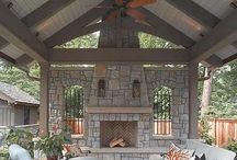 Covered Patio / by Reclaimed Wood, Inc.