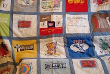t-shirt quilt / by Jo Centgraf