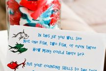 Dr Seuss Baby Shower / by Chelsea Kuhn