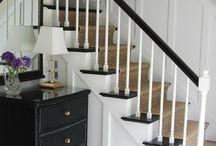 Stairway Ideas / by Nikki Joyce