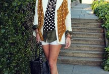 Outfits Worth Wearing / Outfits worth Recreating / by Natasha Janzen