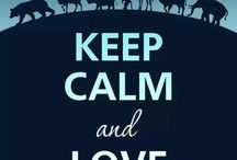 Keep Calm... / by Pisay Meyer⚓️⚓️