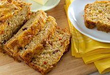 Recipes Bread / by Tammy Kulcsar