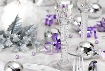 Christmas - Tablescapes & Centerpieces / by Storm Litz