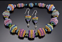 Beadwork and beads / by JoAnn Baumann