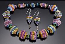 Beadwork and beads / by JoAnn Baumann