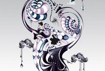 Illustrations / by Joyce Fok