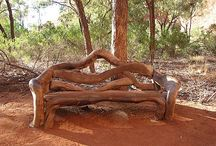 Rustic furniture / by Krista Liepina