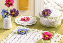 Crochet The Day Away...Designs & Pattern Possibilities / by Donna Anneler