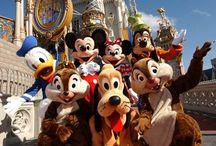 Disney / by Amy Lightsey