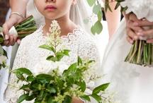 Flower girls  / by Babushka Ballerina